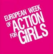 European Week of Action for Girls Logo