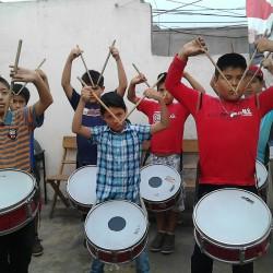 Los Cachorros gets musical