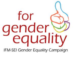 Gender Equality Campaign Logo