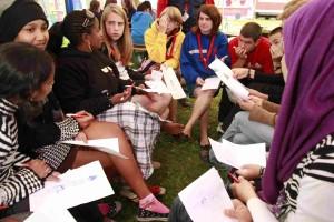 Workshop - Kinderrechte in Afrika