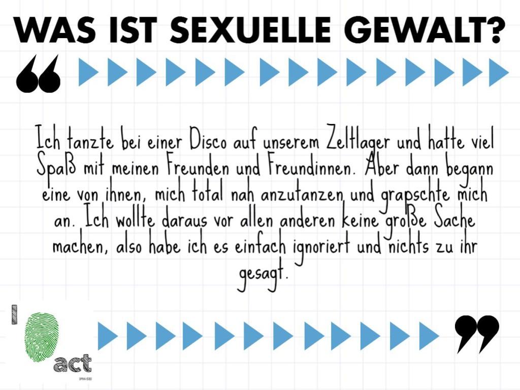 to act deutsch