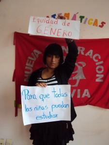 Gender equality_Maria Sylvia