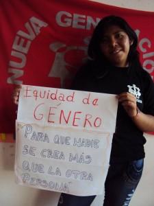Gender equality_Nueva Generacion2